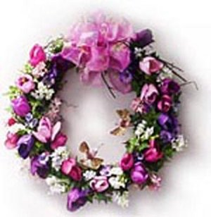 Garden of Eden Wreath