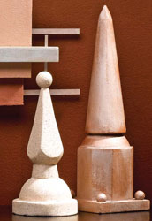 Architectural Finials