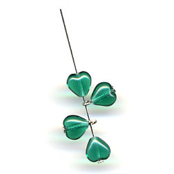 Four Leaf Clover Charm Step 2