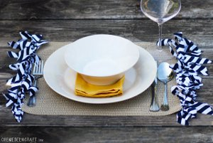 Fringed Placemats