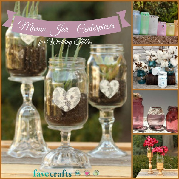Easy Crafts With Mason Jars Favecrafts Com