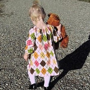 Fashionable Toddler Dress