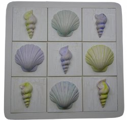 Seashell Beach Plaque