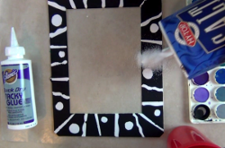 Salted Glue Photo Frame