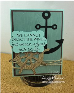 Adjust Our Sails Card
