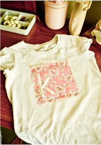 Adorable Fabric T Shirt