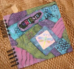 Dragonfly Dream Notebook