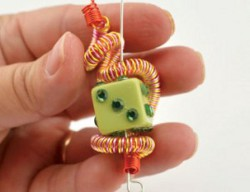 Funky Wire Beads