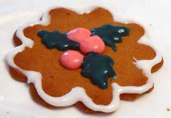 Festive Holiday Cookies