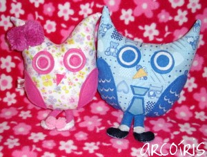 Little Owl Plush Buddies