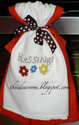 Blessings Hand Towel