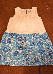 Girls Tank Dress
