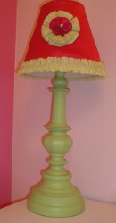 Makeover a Lamp