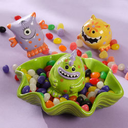 Cute Creatures Candy Bowls