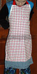 Easy Apron to Sew