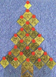 Christmas Tree Quilt