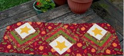 Seasonal Table Runner