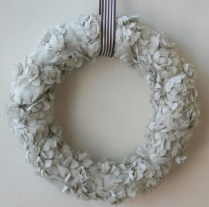 Tea Garden Wreath