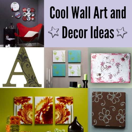 26 Cool Wall Art and Decor Ideas