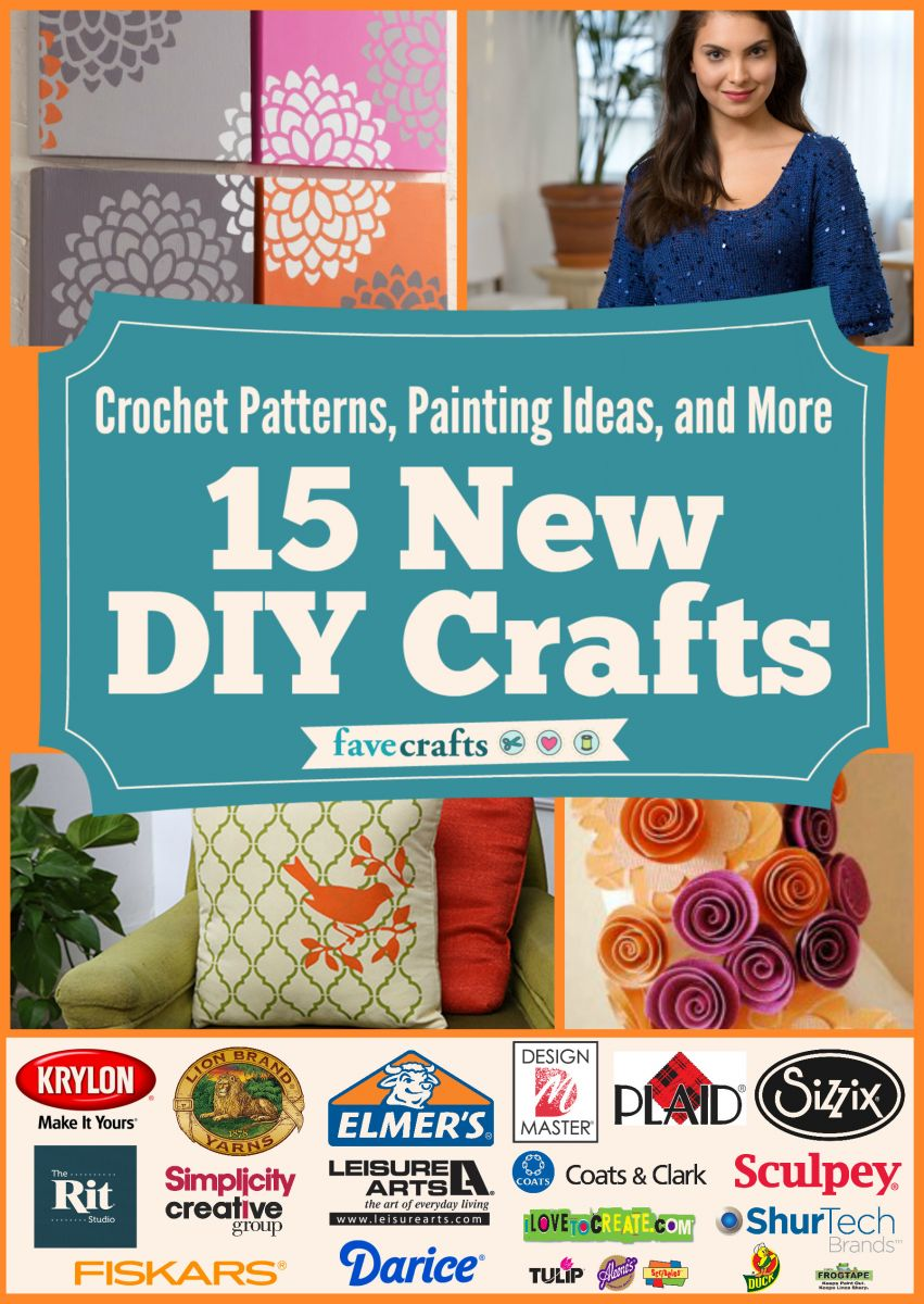 Crochet patterns painting ideas and more 15 new diy crafts crochet patterns painting ideas and more 15 new diy crafts bankloansurffo Choice Image