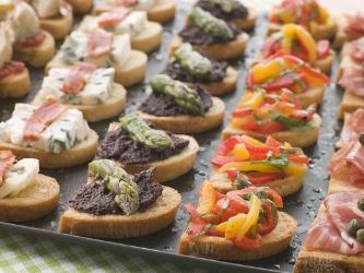 30 Healthy Snack Recipes