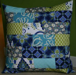 8 Tutorials for Making Quilted Pillows and 4 Easy Pillow Patterns ... : quilted pillow patterns - Adamdwight.com