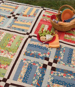 How to Make a Jelly Roll Quilt: 9 Jelly Roll Quilt Patterns ... : free quilt patterns using jelly rolls - Adamdwight.com