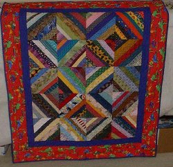 Super String Quilts: 13 Paper Piecing and Scrap Quilt Patterns ... : string quilt patterns - Adamdwight.com