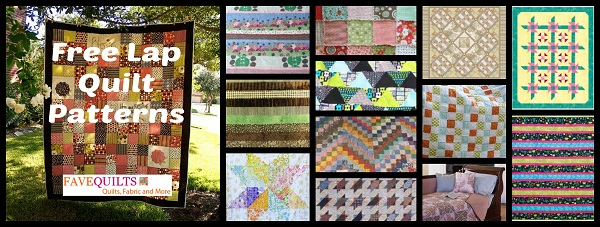 Free Throw and Lap Quilt Patterns | FaveQuilts.com : fave quilts - Adamdwight.com