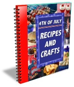 4th of July Recipe and Craft eBook