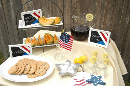 24 4th of July Decorating Ideas