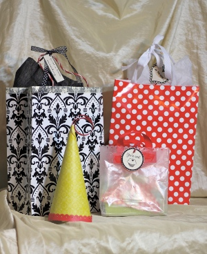 Boutique Paper Gift Bags
