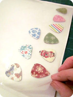 DIY Guitar Picks