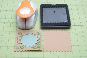 Embellished Kraft Boxes