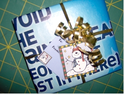 Gift Tag Magnets