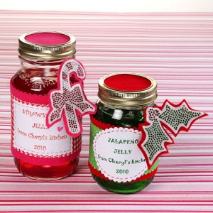 Jelly Gem Gifts in a Jar