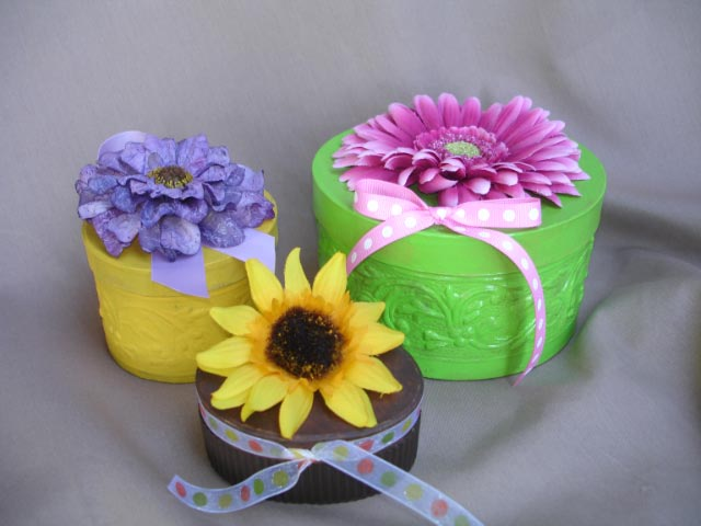 Flower Bouquet Box