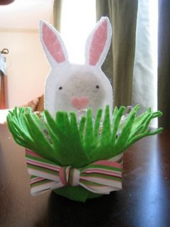 Easter Bunny Favor Cup