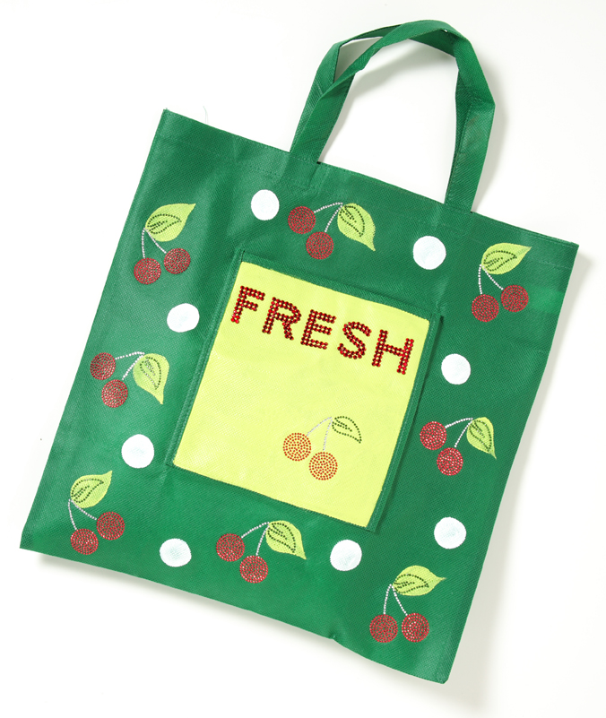 Recycled Market Tote Bag