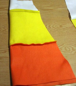 Sugary Sweet Candy Corn Costume