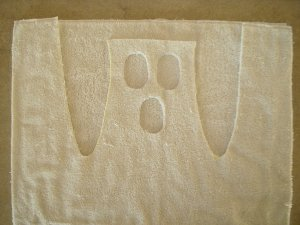 Towel Ghosts