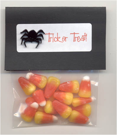 Trick or Treat Goodie Bags