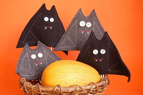 felt bats