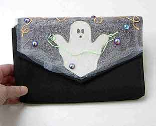 Glow in the Dark Evening Bag