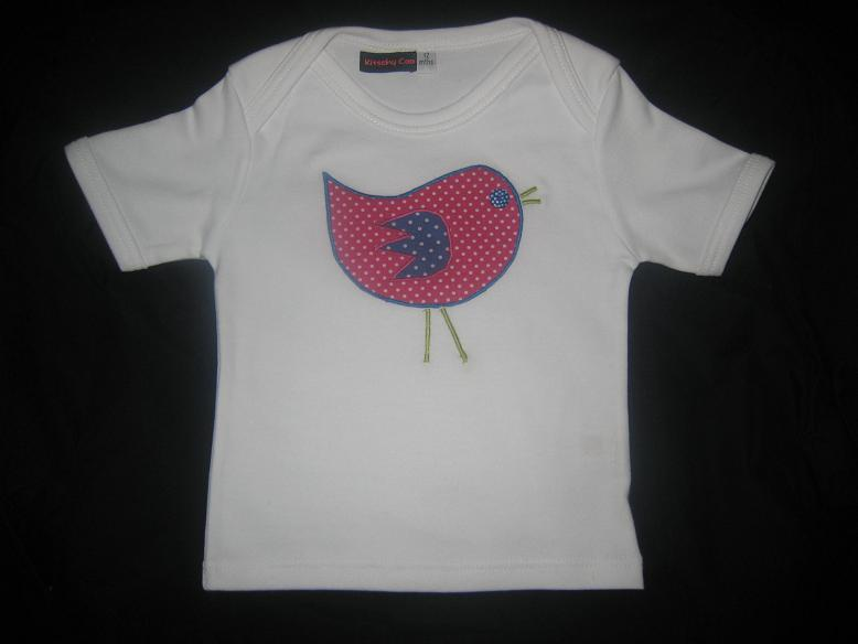 Easter Chick Applique Shirt