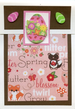 hoppy easter treat bag