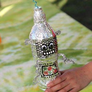 15 Green Crafts For Children