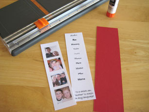 Mother's Day Bookmark 2
