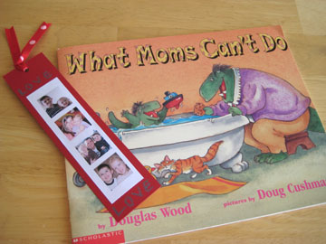 Mother's Day Bookmark 4