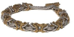 Byzantine Beaded Chain Maille Bracelet